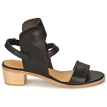 Coclico TYRION Schwarz - Kostenloser Versand |  - Schuhe Sandalen / Sandaletten Damen 21000