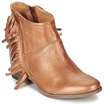 Schuhe Damen Low Boots Catarina Martins MAGGIORE Rose / Mettalfarben