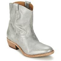 Schuhe Damen Boots Catarina Martins LIBERO Silbern