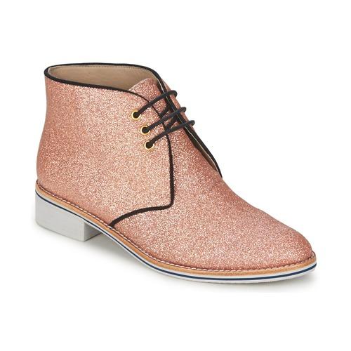 C.Petula STELLA Rose Schuhe Boots Damen 71,60