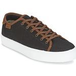 Sneaker Low Victoria BASKET LINO DETALLE MARRON