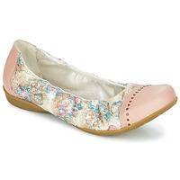 Schuhe Damen Ballerinas Dkode FARIS Rose