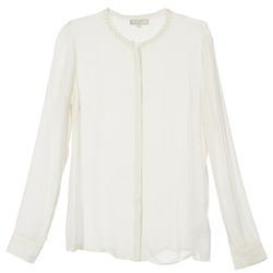 Kleidung Damen Hemden Cream PANSY Naturfarben
