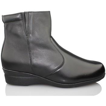 Schuhe Damen Low Boots Dtorres SAPPORO B5B4 SCHWARZ