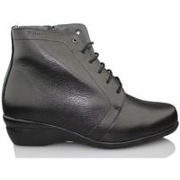 Schuhe Damen Low Boots Dtorres OTTAWA B1 SCHWARZ