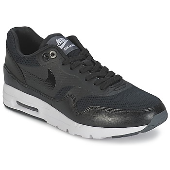 Schuhe Damen Sneaker Low Nike AIR MAX 1 ULTRA ESSENTIAL W Schwarz