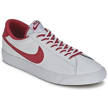 Schuhe Herren Sneaker Low Nike TENNIS CLASSIC AC ND Weiss / Rot