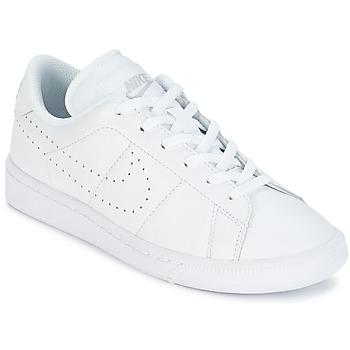 Schuhe Kinder Sneaker Low Nike TENNIS CLASSIC PREMIUM JUNIOR Weiss