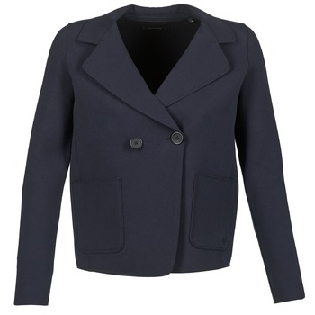 Kleidung Damen Jacken / Blazers Marc O'Polo ONTARITA Marine