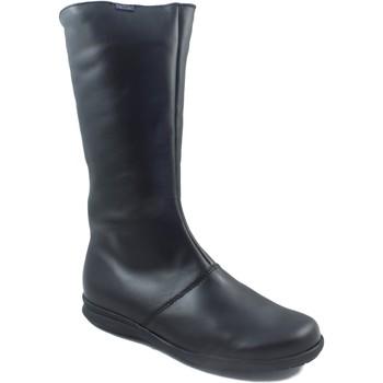 Schuhe Damen Klassische Stiefel Gorila comfortable boot SCHWARZ
