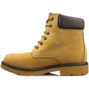 Schuhe Damen Boots Gorila LAVA HAYA GELB