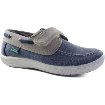 Schuhe Jungen Bootsschuhe Gorila CANVAS MIAMI MARINE