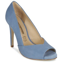Schuhe Damen Pumps Buffalo NOBUKO Blau