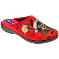 Schuhe Damen Pantoffel Inblu Gattino pantoffeln hausschuhe