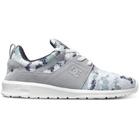 Schuhe Herren Sneaker Low DC Shoes HEATHROW X DPM BLANCO MULTICOLOR