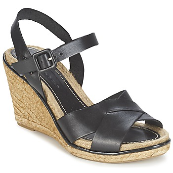 Schuhe Damen Sandalen / Sandaletten Nome Footwear ARISTOT Schwarz