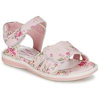 Schuhe Mädchen Sandalen / Sandaletten Wildflower KONGSBERG Rose