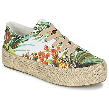 Schuhe Damen Sneaker Low Wildflower EGINA Grün