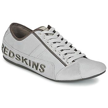 Schuhe Herren Sneaker Low Redskins TEMPO Grau
