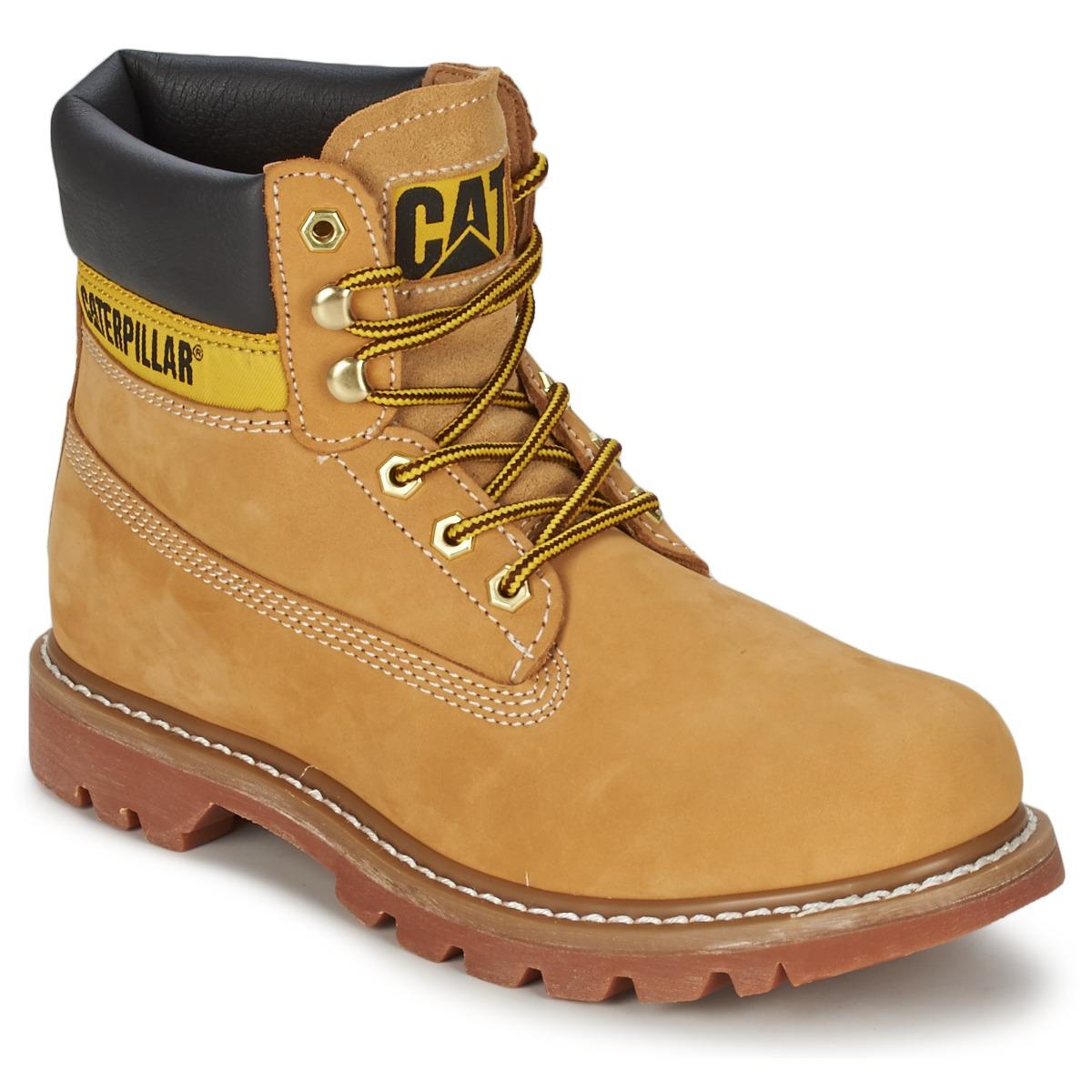 Caterpillar COLORADO Honig - Kostenloser Versand bei Spartoode ! - Schuhe Boots Damen 135,90 €