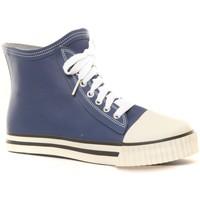 Schuhe Damen Sneaker High Cassis Côte d'Azur Cassis No Blues Baskets Bolero marine Blau