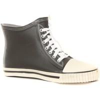 Schuhe Damen Sneaker High Cassis Côte d'Azur Cassis No Blues Baskets Bolero noir Schwarz