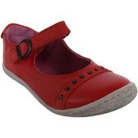Schuhe Mädchen Ballerinas Kickers 413970-30 CAKMANDOU Rojo