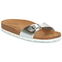 Schuhe Damen Pantoffel Casual Attitude TERTROBAL Silbern
