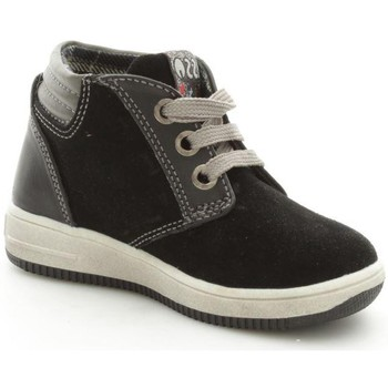 Schuhe Boots Asso 122 Sneaker Baby Black Black