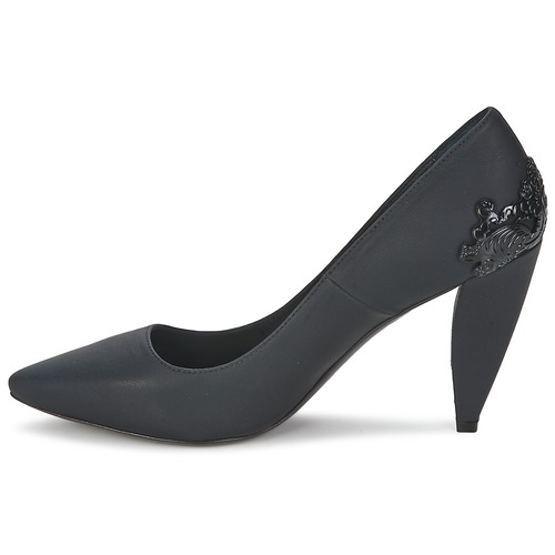 McQ Alexander McQueen 336523 Schwarz  Schuhe Schuhe Schuhe Pumps Damen 319,20 c5f249