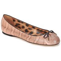 Schuhe Damen Ballerinas Roberto Cavalli XPS151-UB043 Rose
