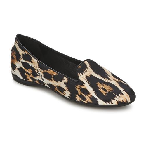 Schuhe Damen Ballerinas Roberto Cavalli XPS280-FLA41 Leopard