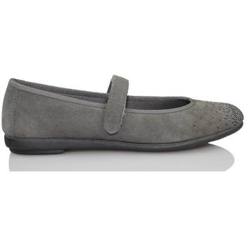 Schuhe Mädchen Ballerinas Vulladi SERRAJE CAN GRAU