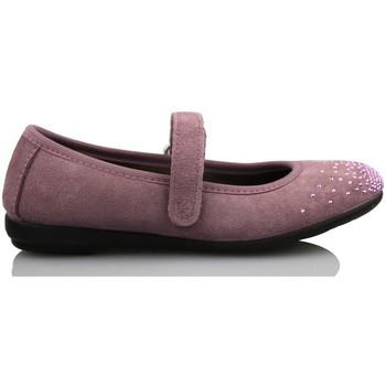 Schuhe Kinder Ballerinas Vulladi SERRAJE CAN PINK