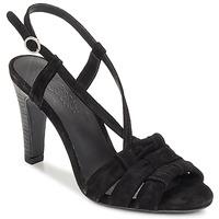 Schuhe Damen Sandalen / Sandaletten n.d.c. SOFIA Schwarz