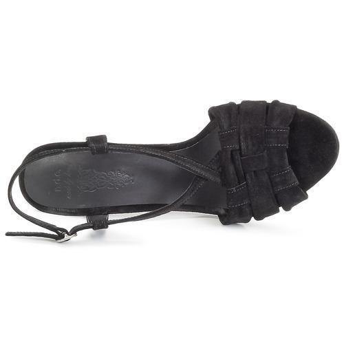 n.d.c. SOFIA / Schwarz  Schuhe Sandalen / SOFIA Sandaletten Damen 174,30 b9d624