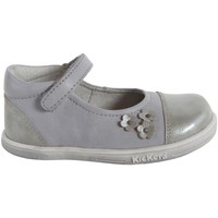 Schuhe Mädchen Ballerinas Kickers 413501-10 TREMIMI Gris