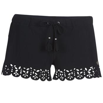 Kleidung Damen Shorts / Bermudas Banana Moon HUAWEI Schwarz