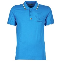 Kleidung Herren Polohemden Kappa OMER Blau