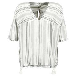 Kleidung Damen Tops / Blusen Stella Forest OWONI Naturfarben / Grau