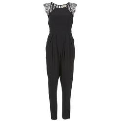 Kleidung Damen Overalls / Latzhosen Stella Forest ONDONI Schwarz