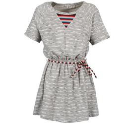Kleidung Damen Kurze Kleider Manoush ETNIC Grau