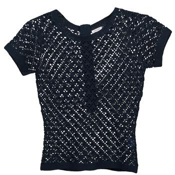 Kleidung Damen Pullover Manoush NANY Blau