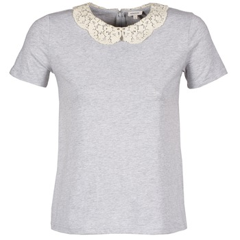 Kleidung Damen T-Shirts Manoush T-SHIRT Grau