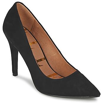 Schuhe Damen Pumps Elle ODEON Schwarz
