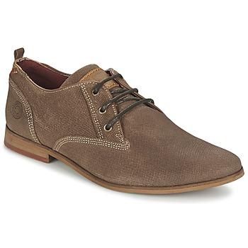 Schuhe Herren Derby-Schuhe Bullboxer EDUNIALE Maulwurf