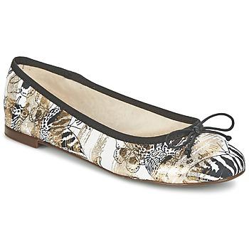 Schuhe Damen Ballerinas Desigual MISSIA Braun