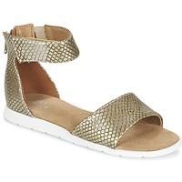 Schuhe Mädchen Sandalen / Sandaletten Bullboxer BLINETTE Gold