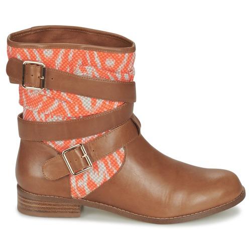 Mellow Orange Yellow VABELO Braun / Orange Mellow  Schuhe Boots Damen 74,50 c39139