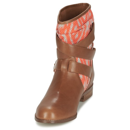Mellow Yellow VABELO Braun Damen / Orange Schuhe Boots Damen Braun 74,50 3250e7